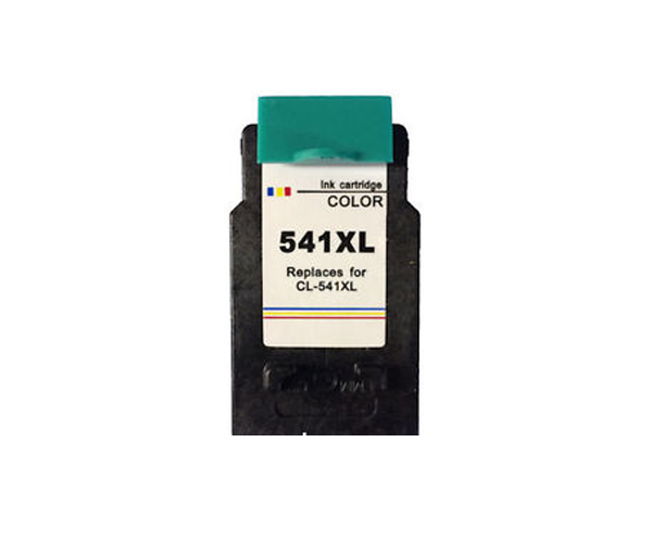 INKJET ALTERNATIVO REMANUFACTURADO CANON CL541 XL COLOR 18ML (MARCA EL NIVEL DE TINTA)