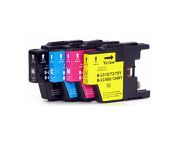 INKJET INKPRO BROTHER LC1220/1240XL AMARILLO 600 PAG PREMIUM