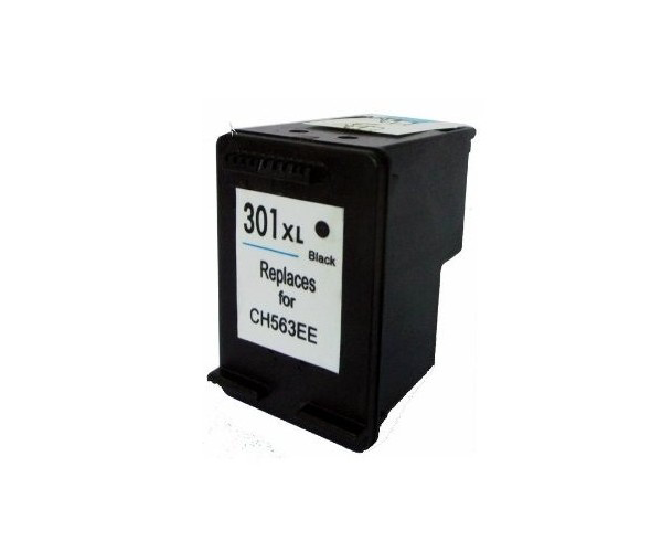 INKJET ALTERNATIVO REMANUFACTURADO HP N301 XL NEGRO V.3 530PAG (MARCA EL NIVEL DE TINTA)