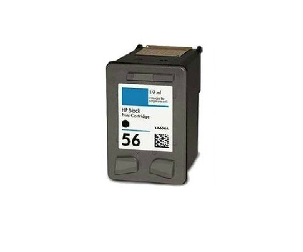INKJET ALTERNATIVO REMANUFACTURADO HP N56 XL NEGRO 22ML
